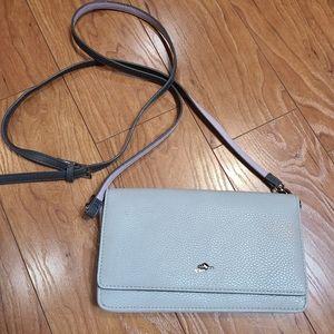 Roots Canada Crossbody  leather handbag